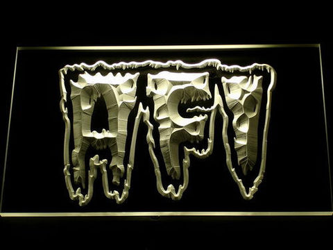 AFI Total Immortal LED Neon Sign - Yellow - SafeSpecial