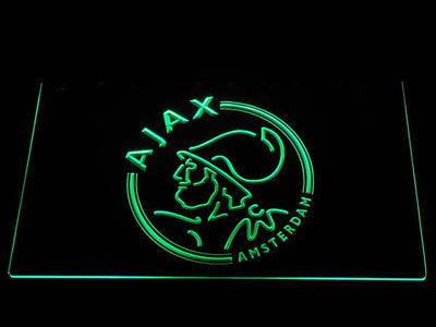 Ajax LED Neon Sign - Green - SafeSpecial