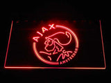 Ajax LED Neon Sign - Red - SafeSpecial