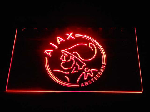 Image of Ajax LED Neon Sign - Red - SafeSpecial