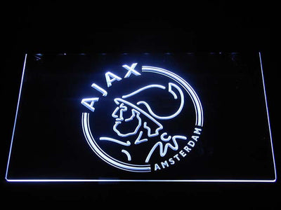 Ajax LED Neon Sign - White - SafeSpecial