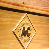 Allis-Chalmers Wooden Sign - - SafeSpecial