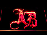 Alter Bridge Initials LED Neon Sign - Red - SafeSpecial