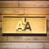 American Airlines Wooden Sign - Small - SafeSpecial