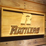 Arizona Rattlers Wooden Sign - - SafeSpecial