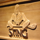 Arizona Sting Wooden Sign - - SafeSpecial