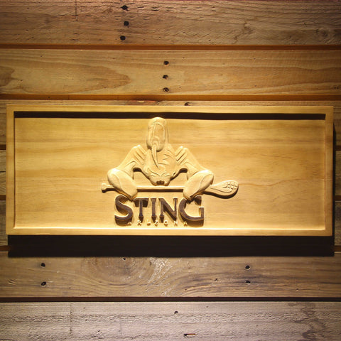 Arizona Sting Wooden Sign - Small - SafeSpecial