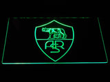 AS Roma LED Neon Sign - Legacy Edition - Green - SafeSpecial