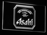 Asahi LED Neon Sign - White - SafeSpecial