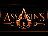Assasin's Creed LED Neon Sign - Orange - SafeSpecial