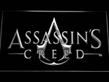Assasin's Creed LED Neon Sign - White - SafeSpecial