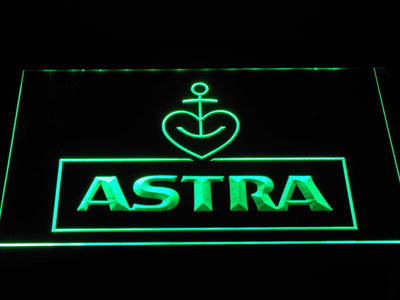 Astra LED Neon Sign - Green - SafeSpecial