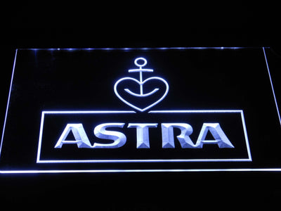 Astra LED Neon Sign - White - SafeSpecial
