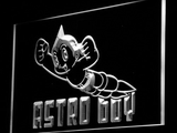 Astro Boy LED Neon Sign - White - SafeSpecial
