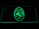 Atalanta B.C. LED Neon Sign - Green - SafeSpecial