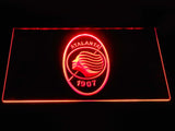 Atalanta B.C. LED Neon Sign - Red - SafeSpecial