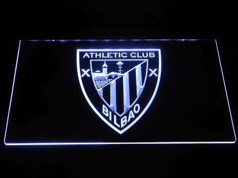 Athletic Bilbao LED Neon Sign - White - SafeSpecial