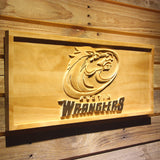 Austin Wranglers Wooden Sign - Legacy Edition - - SafeSpecial