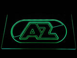 AZ Alkmaar Zaanstreek LED Neon Sign - Green - SafeSpecial
