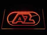 AZ Alkmaar Zaanstreek LED Neon Sign - Orange - SafeSpecial