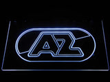 AZ Alkmaar Zaanstreek LED Neon Sign - White - SafeSpecial