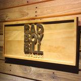 Bad Boy Bill Wooden Sign - - SafeSpecial