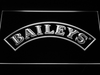 Baileys LED Neon Sign - White - SafeSpecial