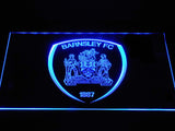 Barnsley F.C. LED Neon Sign - Blue - SafeSpecial
