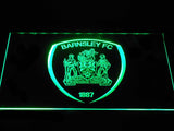 Barnsley F.C. LED Neon Sign - Green - SafeSpecial