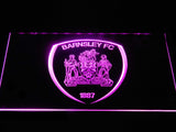 Barnsley F.C. LED Neon Sign - Purple - SafeSpecial