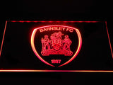 Barnsley F.C. LED Neon Sign - Red - SafeSpecial