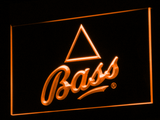 Bass LED Neon Sign - Orange - SafeSpecial