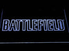 Battlefield LED Neon Sign - White - SafeSpecial