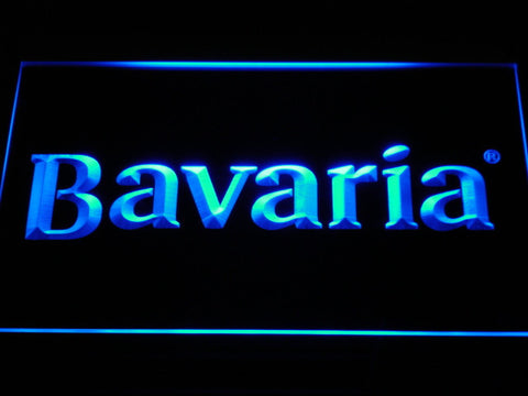 Bavaria LED Neon Sign - Blue - SafeSpecial