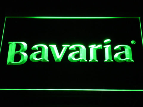 Image of Bavaria LED Neon Sign - Green - SafeSpecial