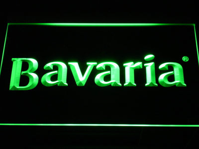 Bavaria LED Neon Sign - Green - SafeSpecial