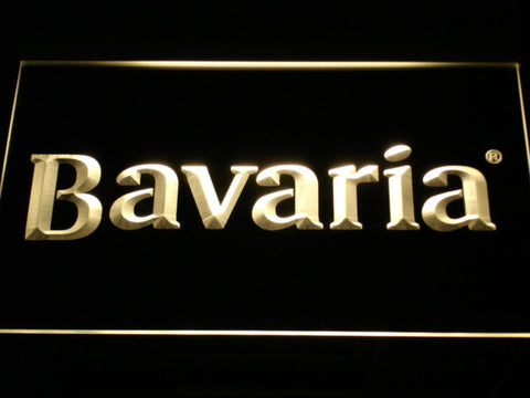 Bavaria LED Neon Sign - Yellow - SafeSpecial
