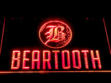 Beartooth LED Neon Sign - Red - SafeSpecial