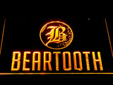 Beartooth LED Neon Sign - Yellow - SafeSpecial