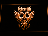 Behemoth LED Neon Sign - Orange - SafeSpecial
