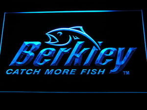 Berkley LED Neon Sign - Blue - SafeSpecial