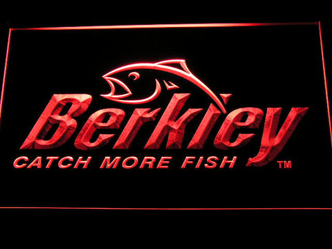 Berkley LED Neon Sign - Red - SafeSpecial