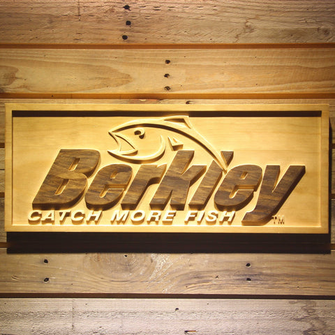 Berkley Wooden Sign - Small - SafeSpecial