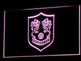 Bermondsey Millwall FC LED Neon Sign - Legacy Edition - Purple - SafeSpecial