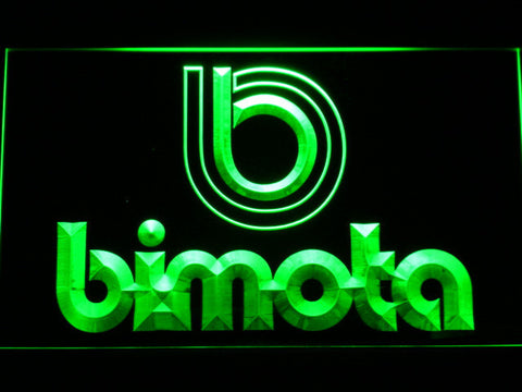 Bimota LED Neon Sign - Green - SafeSpecial