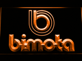 Bimota LED Neon Sign - Orange - SafeSpecial