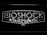 Bioshock 2 LED Neon Sign - White - SafeSpecial