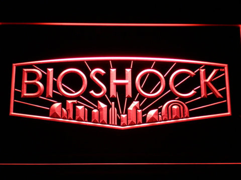 Bioshock LED Neon Sign - Red - SafeSpecial