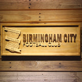 Birmingham City Football Club Wooden Sign - Small - SafeSpecial