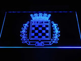 Boavista F.C. LED Neon Sign - Blue - SafeSpecial